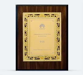 HUAWEI Subcontractor of the Year 2010